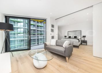 Thumbnail 1 bed flat to rent in Riverlight Three, Nine Elms, Vauxhall