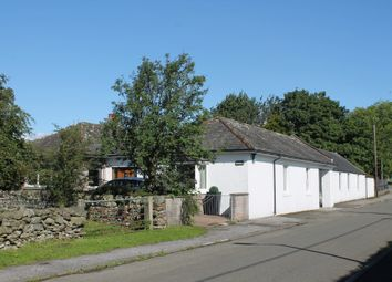 Thumbnail 3 bed detached bungalow for sale in Rowanglen, Kirkgunzeon, Dumfries