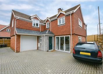 Thumbnail 4 bed detached house for sale in Church Street, Micheldever, Winchester