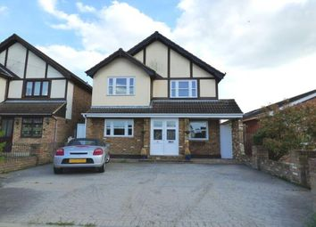 Thumbnail 4 bed detached house for sale in Tabora Avenue, Canvey Island