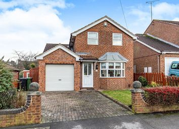 Thumbnail 3 bedroom detached house to rent in Knightsway, Halton, Leeds