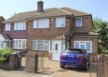 Thumbnail 4 bed semi-detached house for sale in Hawthorn Farm Avenue, Northolt