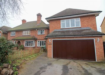 Thumbnail 5 bed detached house for sale in Jesse Close, Yateley, Hampshire
