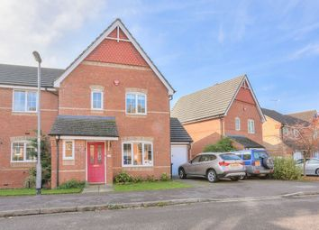 Thumbnail 3 bed property to rent in Winchfield, Caddington, Beds