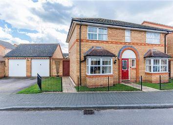 Thumbnail 4 bedroom detached house for sale in Woodlark Drive, Cottenham, Cambridge