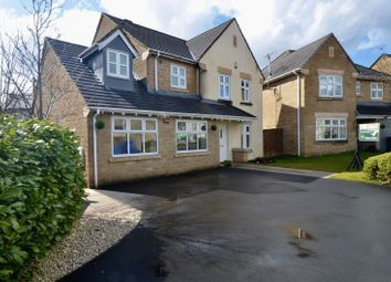 Thumbnail 5 bed detached house for sale in Millbrook Close, Oswaldtwistle, Accrington