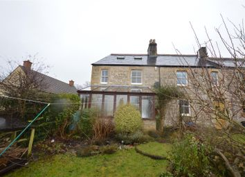 Thumbnail 2 bed end terrace house to rent in Church Lane, Stratton-On-The-Fosse, Radstock
