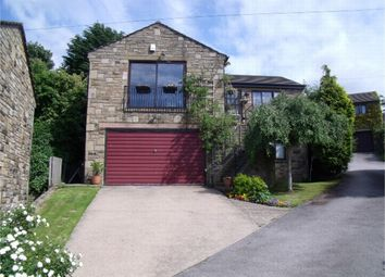 Thumbnail 4 bed detached house for sale in Chapel Hill, Clayton West, Huddersfield, West Yorkshire