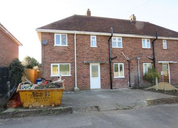 Thumbnail 3 bed semi-detached house for sale in Banham Road, Beccles