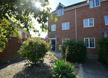 Thumbnail 4 bed semi-detached house for sale in Thatcham Avenue Kingsway, Quedgeley, Gloucester