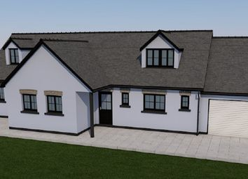 Thumbnail 5 bed bungalow for sale in Aberbanc, Llandysul