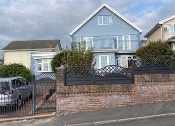 Thumbnail 4 bed detached house for sale in Dolau Fan Road, Graig, Burry Port