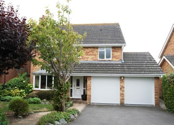 Thumbnail 4 bed detached house for sale in Thompson Close, Harvard Heights, Salisbury