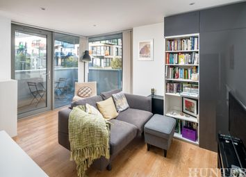 Thumbnail 1 bed flat for sale in Waterside Way, London