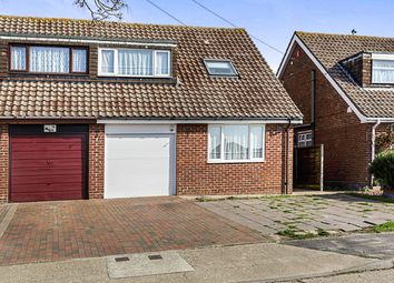 Thumbnail 3 bed bungalow for sale in Hatherley Crescent, Fareham