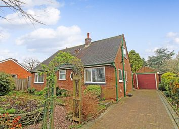 Thumbnail 3 bed detached bungalow for sale in Gorse Lane, Shrewsbury
