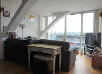 Thumbnail 1 bed flat for sale in Skypark Road, Bedminster