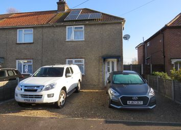 Thumbnail 3 bed end terrace house for sale in The Avenue, Halesworth