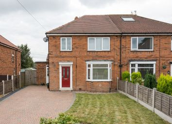 Thumbnail 3 bedroom semi-detached house for sale in Jute Road, Acomb, York