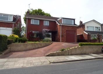 Thumbnail 4 bed detached house for sale in Mere Avenue, Wirral, Merseyside