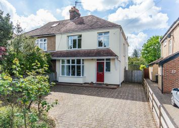 Thumbnail 4 bedroom semi-detached house for sale in Pepys Way, Girton, Cambridge, Cambridgeshire