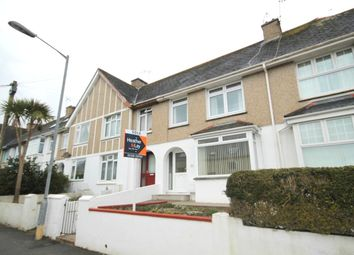 Thumbnail 4 bed terraced house to rent in Trevethan Road, Falmouth