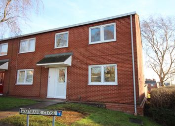 Thumbnail 3 bed end terrace house for sale in Soarbank Close, Kimberley, Nottingham