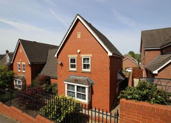 Thumbnail 3 bed link-detached house for sale in School Gardens, Brecon