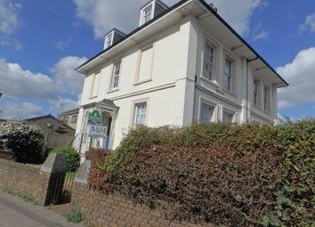 Thumbnail 2 bedroom flat to rent in Victoria Road, Northfleet, Gravesend
