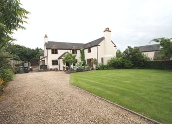 Thumbnail 3 bedroom detached house for sale in Christchurch Lane, Market Drayton