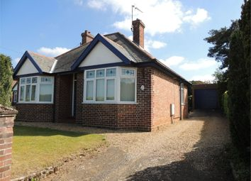 Thumbnail 2 bed detached bungalow for sale in London Road, Downham Market