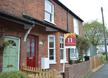 Thumbnail 2 bed terraced house to rent in Camp View Road, St Albans