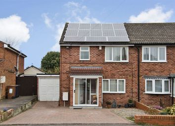 Thumbnail 3 bed semi-detached house for sale in Giffords Croft, Lichfield