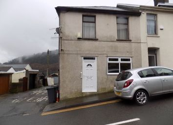 Thumbnail 1 bed flat to rent in Gladstone Street, Abertillery