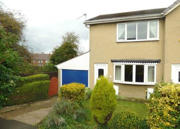 Thumbnail 2 bed end terrace house for sale in Park Lane Court, Thrybergh, Rotherham