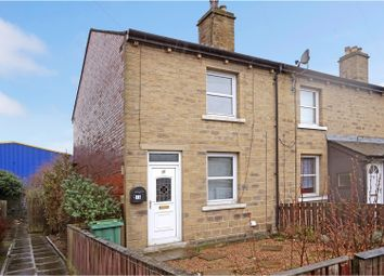 Thumbnail 2 bedroom end terrace house for sale in Town Terrace, Huddersfield