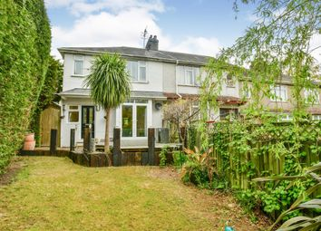 Thumbnail 3 bed end terrace house for sale in Woodland Terrace, Ivybridge