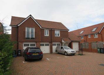Thumbnail 1 bed property for sale in Hedley Way, Hailsham