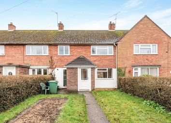 Thumbnail 3 bed terraced house for sale in Vicarage Close, Eccleshall, Stafford