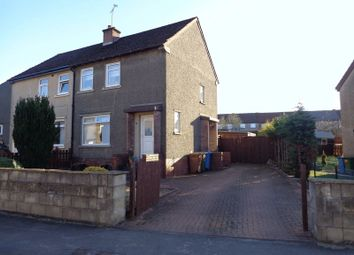 Thumbnail 3 bed semi-detached house for sale in Delphwood Crescent, Tullibody, Alloa