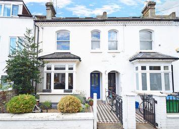 Thumbnail 4 bed terraced house for sale in Haliburton Road, Twickenham