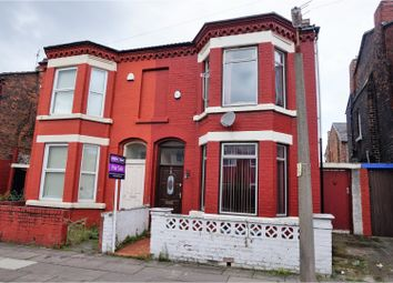 Thumbnail 3 bedroom semi-detached house for sale in Alderson Road, Liverpool