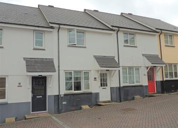 Thumbnail 2 bed terraced house for sale in Pendilly Drive, St. Austell