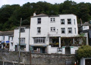Thumbnail 13 bed end terrace house for sale in The Coombes, Polperro, Looe