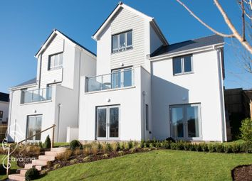 Thumbnail 4 bedroom detached house for sale in The Thatcher, Plantation Way, Torquay, Devon
