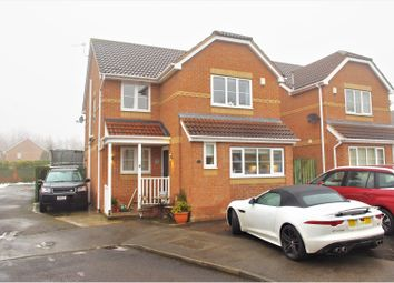 Thumbnail 4 bed detached house for sale in Craven Way, Boroughbridge