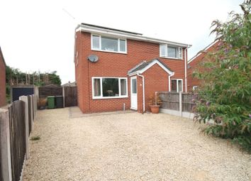 Thumbnail 2 bed semi-detached house for sale in Simons Road, Market Drayton