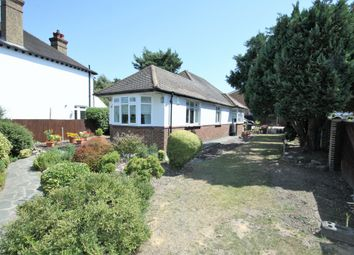 Priory Avenue, Petts Wood, Orpington BR5. 3 bed detached bungalow for sale