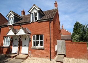 Thumbnail 2 bed semi-detached house to rent in Halyard Drive, Bridgwater
