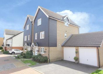 Thumbnail 4 bed semi-detached house for sale in Fraser Way, Hawkinge, Folkestone Kent